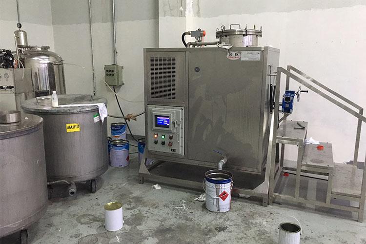 Hy205Ex Solvent Distiller with Vacuum Pump