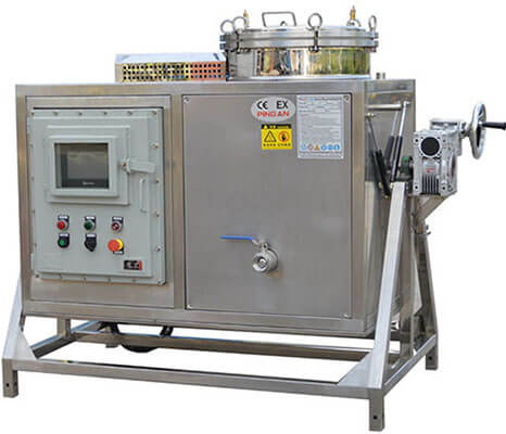 Hy60Ex-PLC Solvent Recovery System