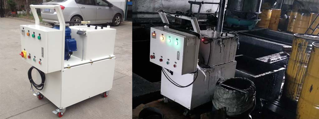 Hy90 Centrifugal Oil Cleaner